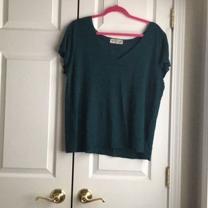 Tops - From URBAN OUTFITTERS V Neck tee shirt!